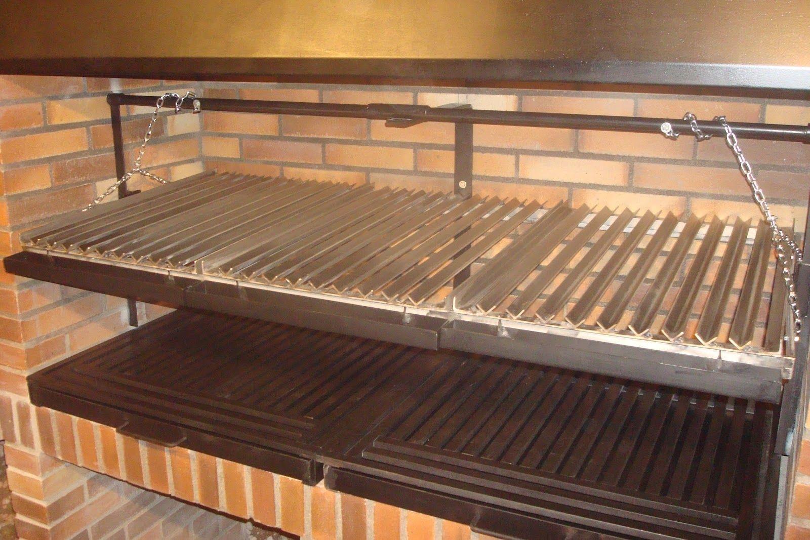 Barbacoas argentinas junio 2012 quinchos pinterest - Como construir una parrilla ...