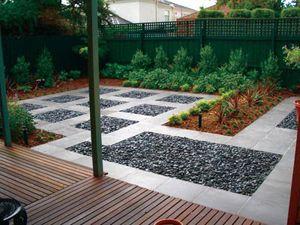 Jardines minimalistas Casa Pinterest Jardn minimalista