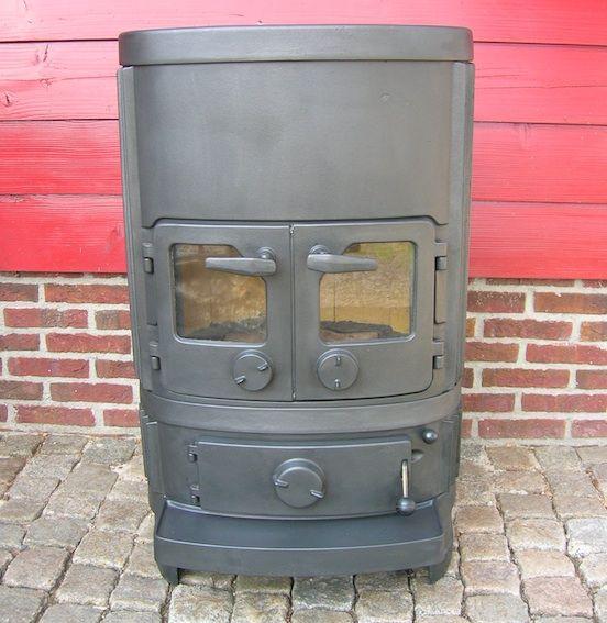 Classic Danish Cast Iron Mors 248 1124 With Glass