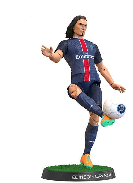 Psg Cavani Action Figure 15cm Manufacturer Promoworld Europe Barcode 3700570301374 Enarxis Code 019285 Toys Figu Soccer Football Soccer Sports Jersey