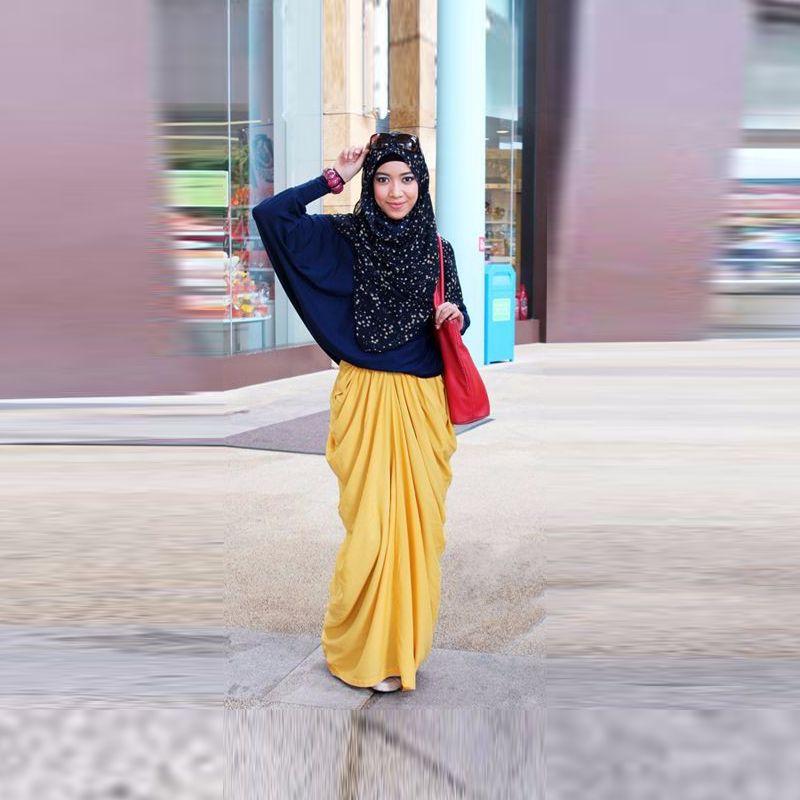 Фото мусульманская юбка