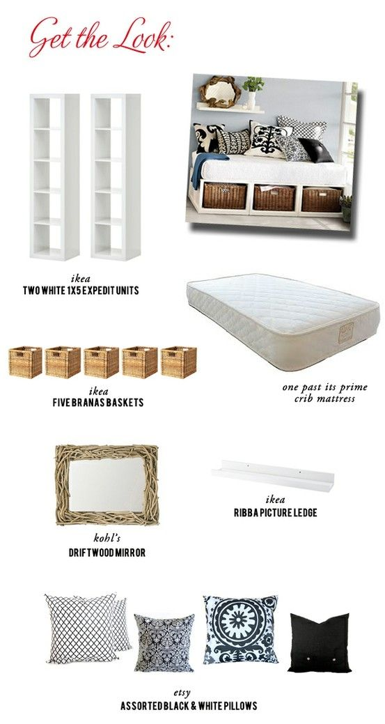 Re Purposing A Crib Mattress Well I Have The Mattress Which Is