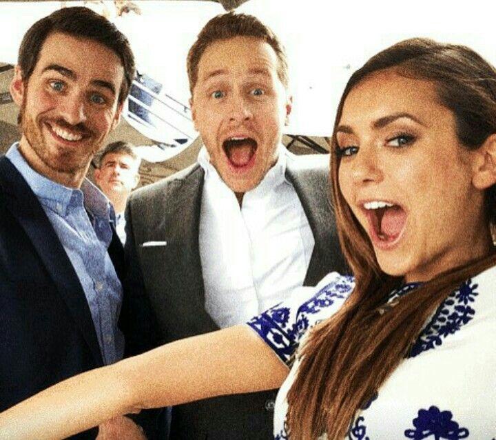 Colin, Josh & Nina ❤