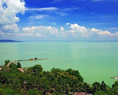 Balaton Lake, Hungary >> So lovely!