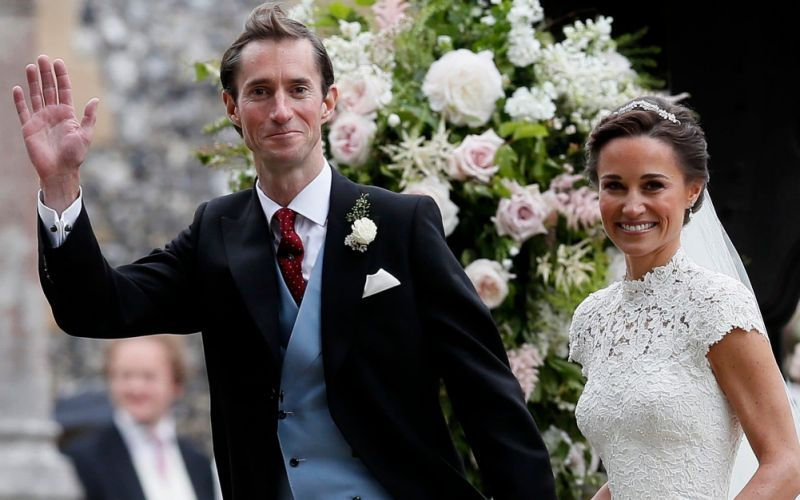 5 Things You Didn T Know About Pippa Middleton Pippa Middleton Wedding Pippa Middleton Royal Wedding 2011