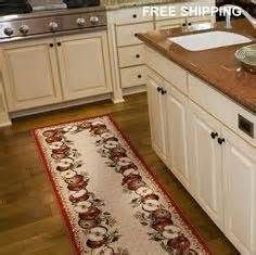 New Kitchen Country Apple Area Rug 5 3 X 7 6 Carpet Apple