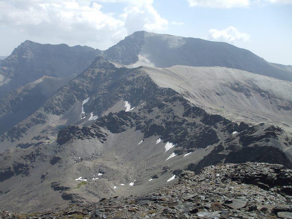 Vistas desde el Cerro de los Machos.