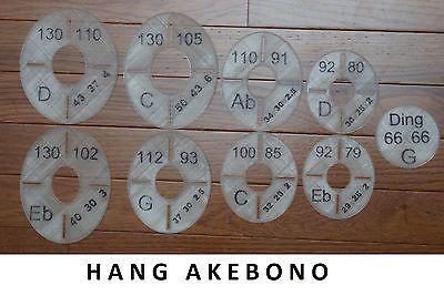 Notefields Hanging Pans Diy Musical Instruments Metal Drum