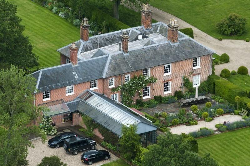 nottingham cottage kensington palace related keywords royal things pinterest. Black Bedroom Furniture Sets. Home Design Ideas