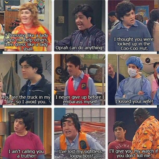 Oh, Josh. I love this picture so much. Drake and josh
