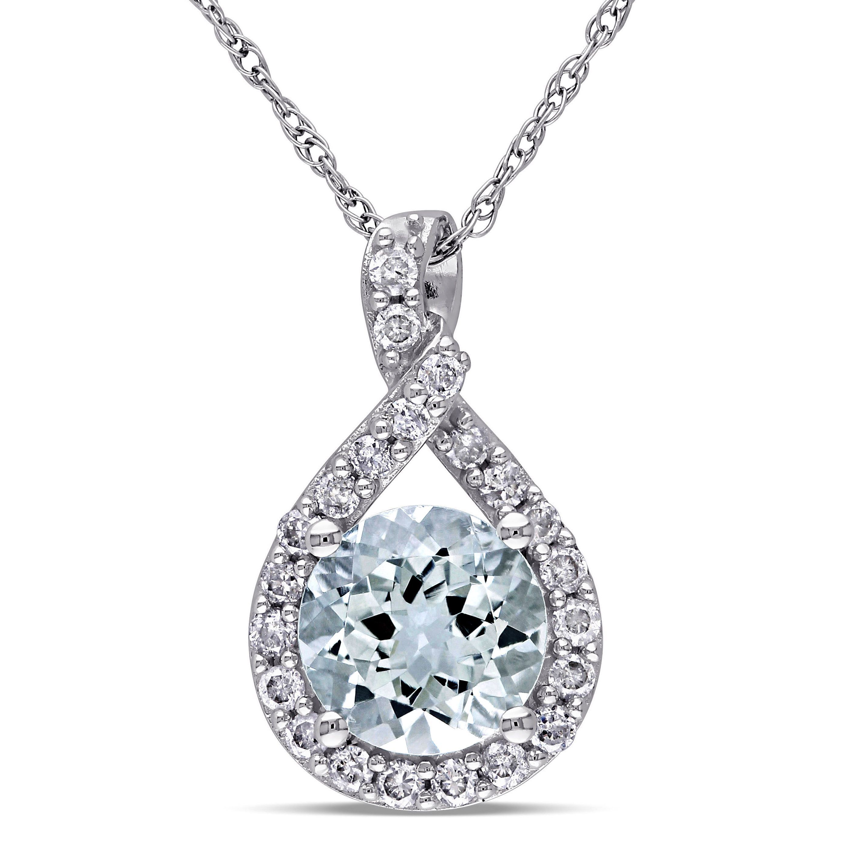 diamonds rose pendant page sterling necklace diamond crescent collection silver dancing gold