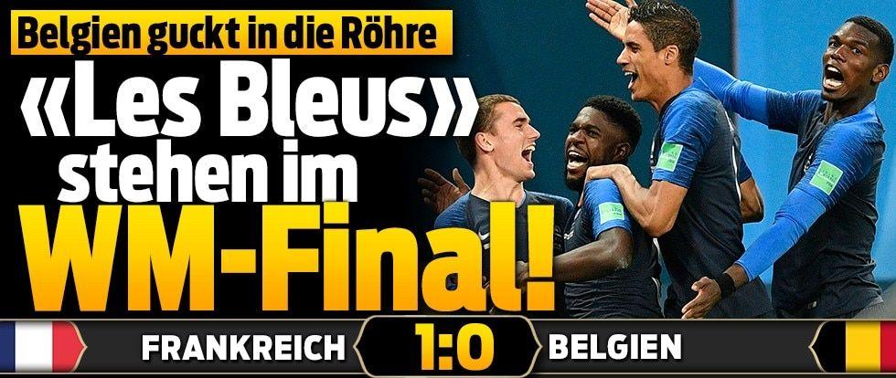 Frankreich Belgien Quote