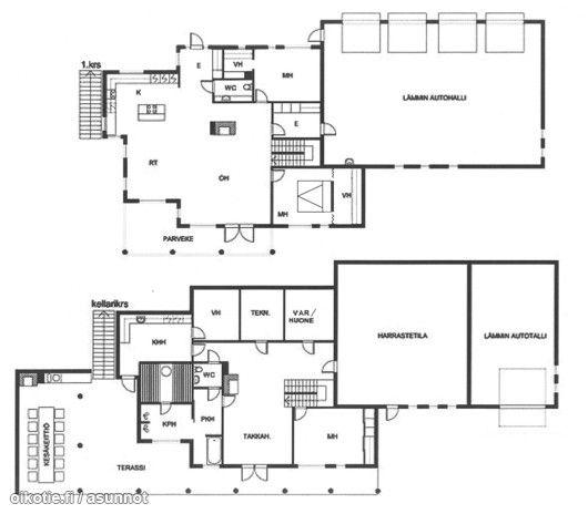 325m² Yläkoskentie 8 A, 80510 Kontiolahti Omakotitalo 5h myynnissä | Oikotie 13230543