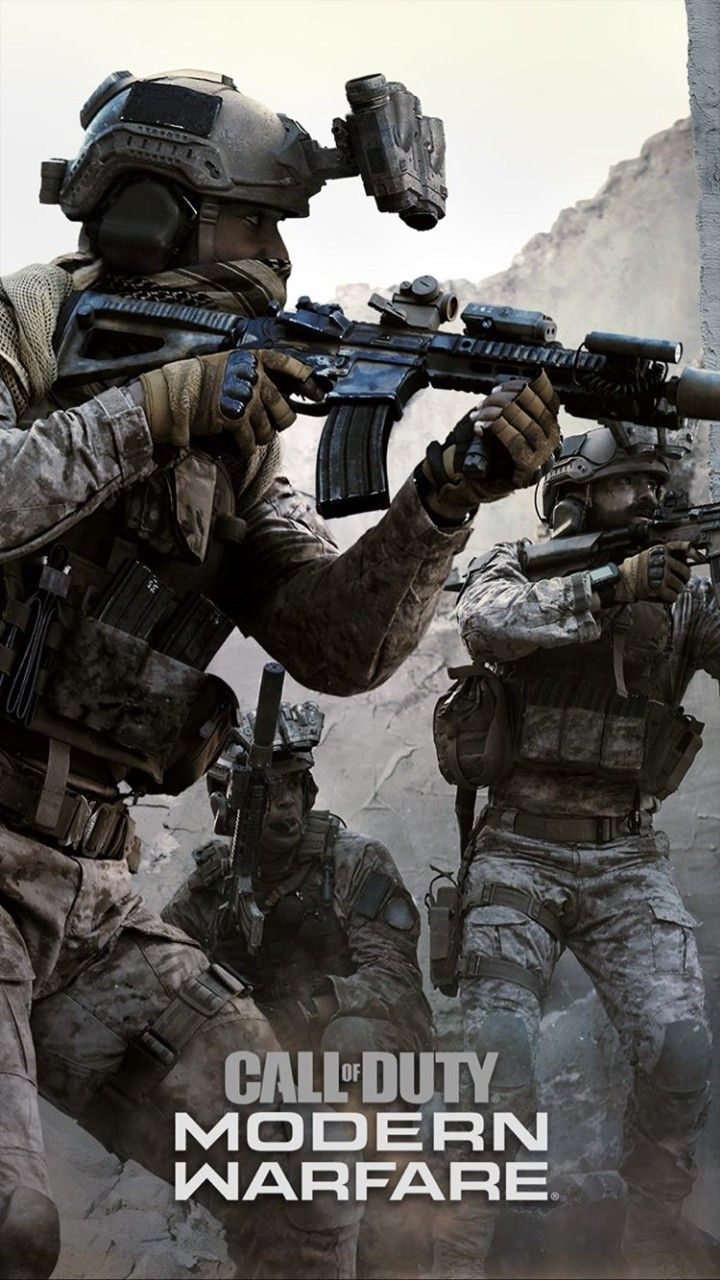 Cod Modern Warfare 2019 コール オブ デューティ 兵士 軍人