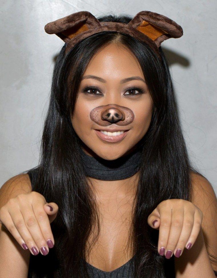 Maquillaje mujer Halloween Ideas que te harán el centro