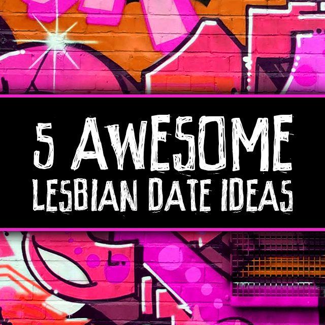 Lesbian date ideas