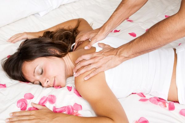 How to get a sensual massage
