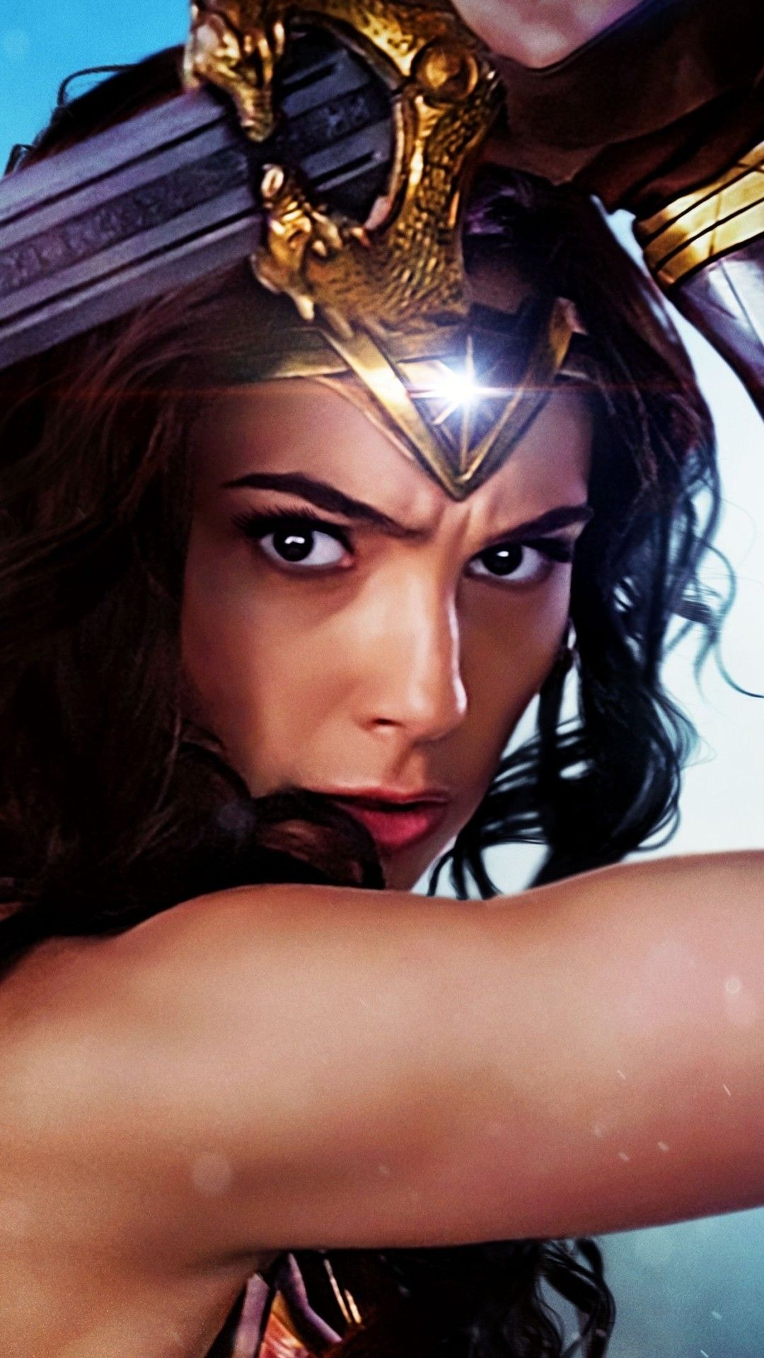 Wonder Woman Wallpaper 1080p Wonder woman, Gal gadot