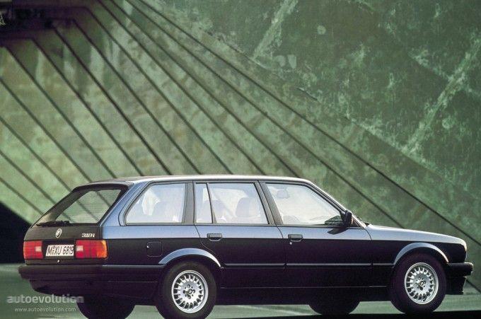 Bmw 3 Series Touring E30 Specs Photos 1988 1989 1990 1991