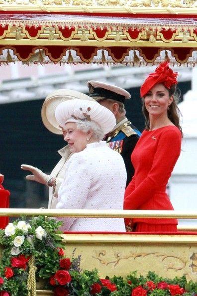 Kate Middleton Photo - Queens Diamond Jubilee