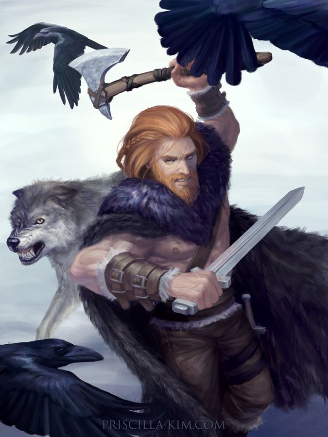Ulfhednar in 2019 | Storm Callers | Fantasy characters