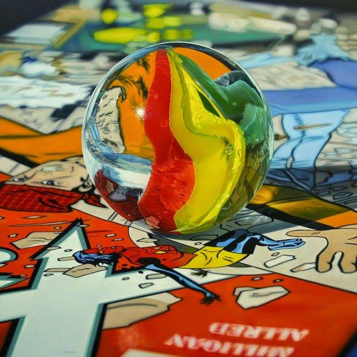 Artmazing!: Pintura Hiperrealista: El rival de la fotografía