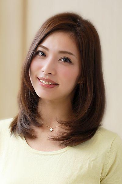 アンニュイストレート Forte 表参道店のヘアスタイル ヘアスタイル 髪型 ヘアースタイル
