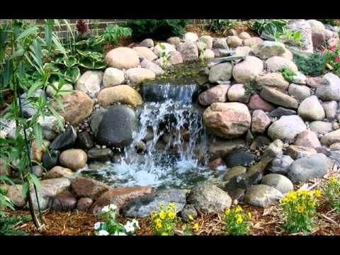 Garden Ponds And Waterfalls Small