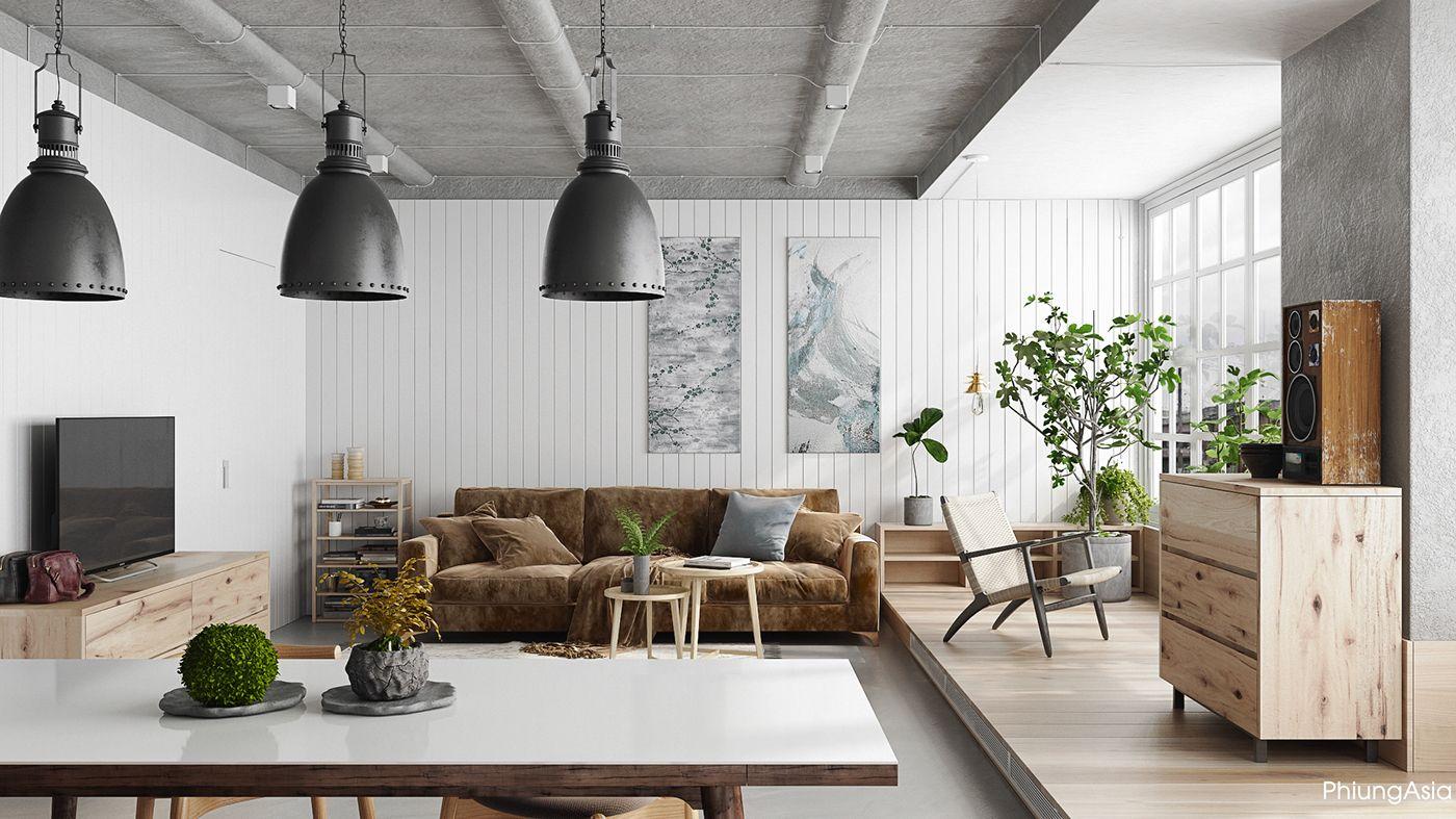 "Un proiect de amenajare ""zen"" | Living Rooms | Pinterest"