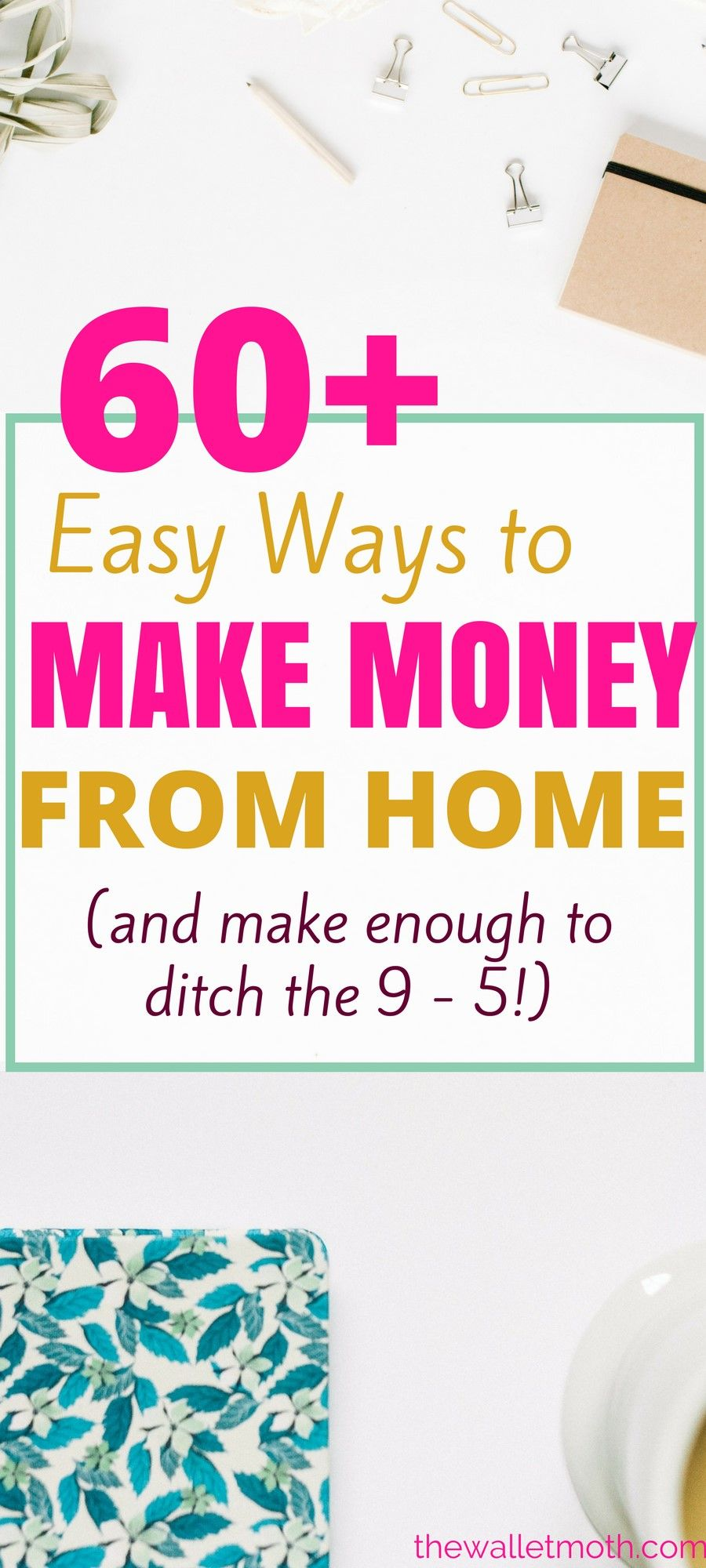 Copy Paste Earn Money - These ideas for making money from home are ...