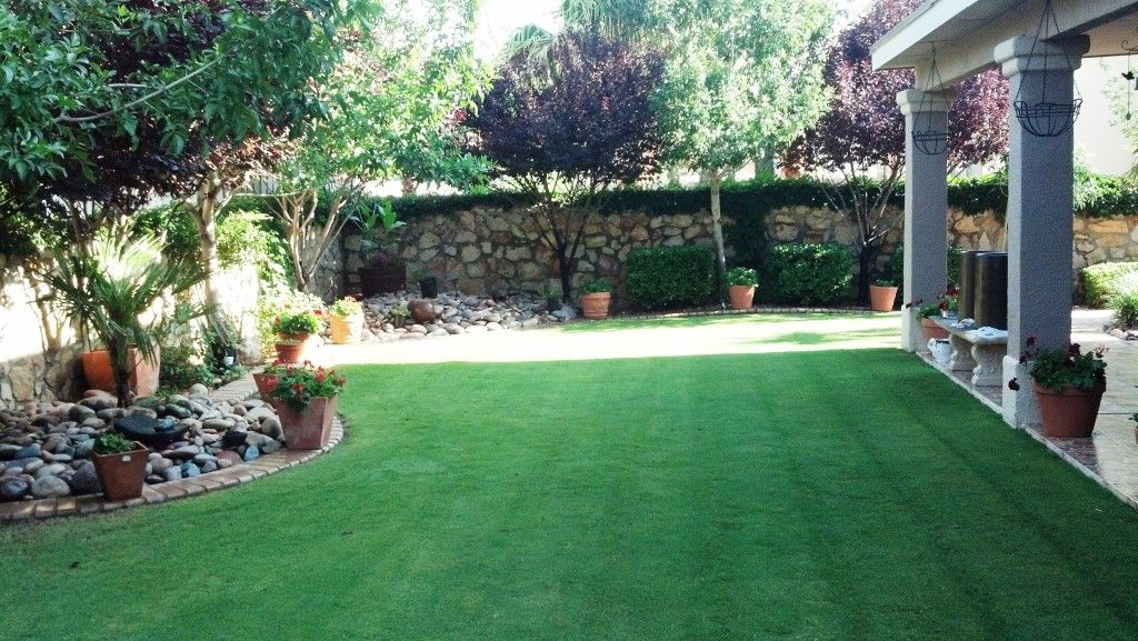 Landscaping El Paso Tx By Chavez Construction 17 Residential