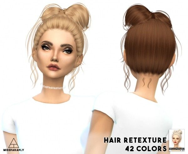 Miss Paraply Hair Retexture Sintiklia Zoella Colors Sims - Hairstyles for short hair zoella