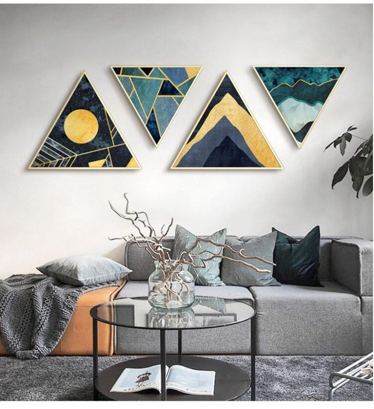 New Wall Pictures For Living Room Hotel Home Abstract Personality Creative Mural Decorative Painting Kitchen Wall Art Canvas No Framed Creative Wall Decor Living Room Canvas Living Room Art