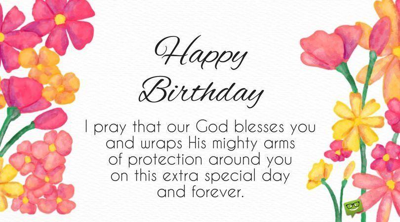 Blessings From The Heart Happy Birthday Prayer Birthday Prayer