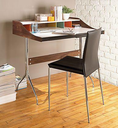 Herman Miller Nelson Swag Leg Desk Ts