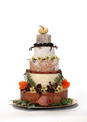 Cheese Wedding Cakes Dessert Cheese Pinterest