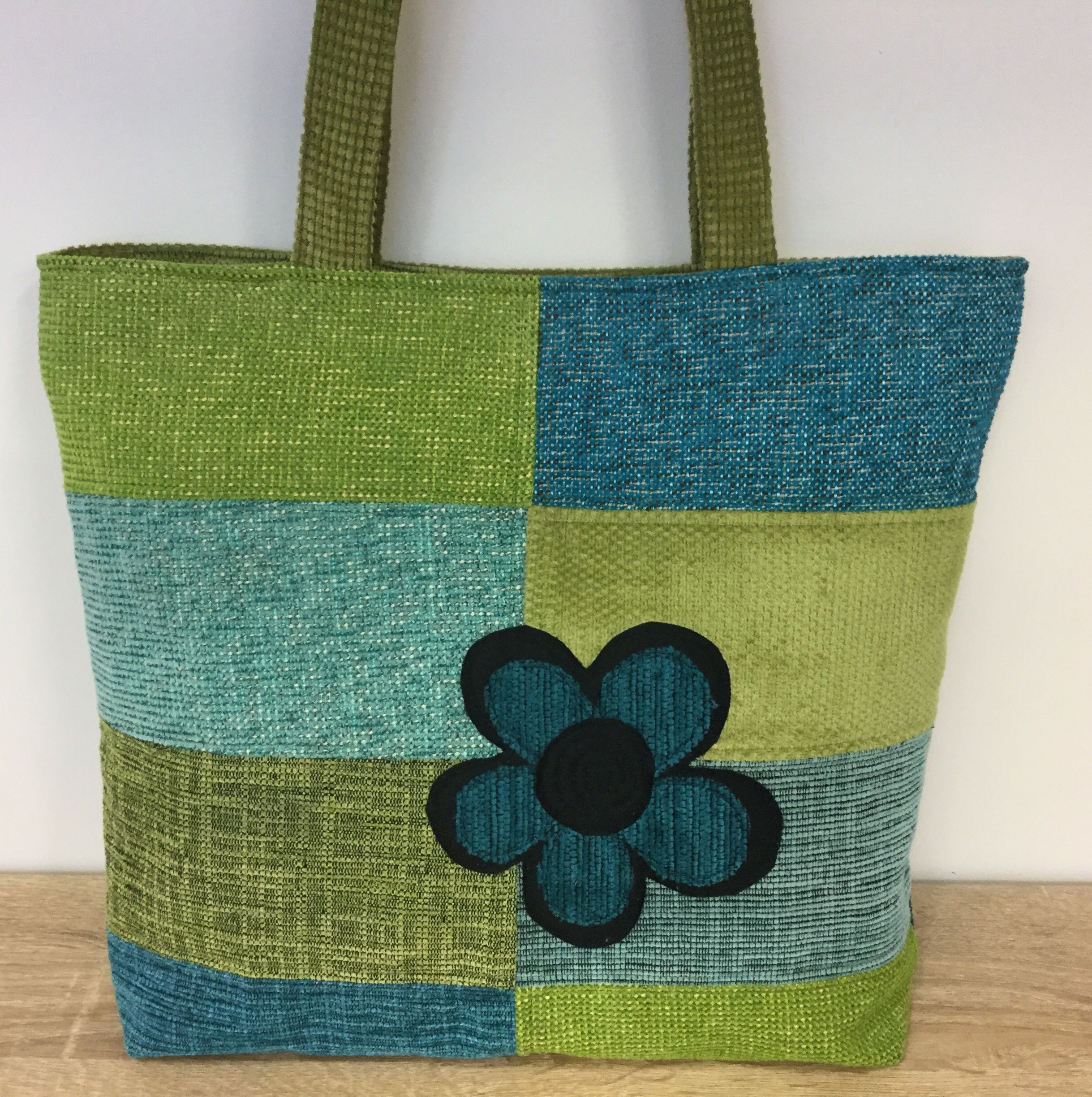 Upcycled   Made With Upholstery Fabric Samples