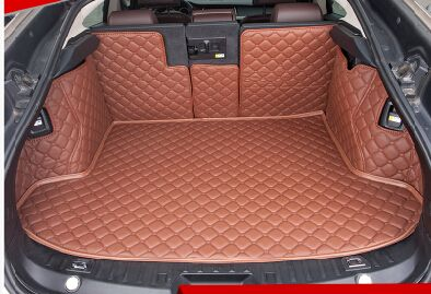 ac70adbc9c8f Special trunk mats for BMW 530i GT F07 2015-2010 waterproof durable