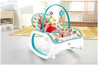 Baby Rocker Bouncer Infant To Toddler Play Seat Vibrating Swing Chair Sleeper Baby Rocker Baby Rocker Chair Baby Boy Bouncers