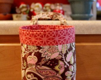 Thread Catcher / Scrap Caddy / Pincushion / by Sewsouthernquilts