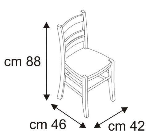 bianchi mobili abete giropanca credenze sedie tavoli ...