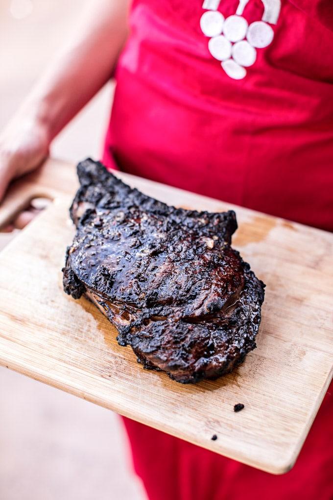 The Best Grilled Steak Marinade Recipe EVER #grilledsteakmarinades The Best Grilled Steak Marinade Recipe...Ever | Root + Revel #grilledsteakmarinades