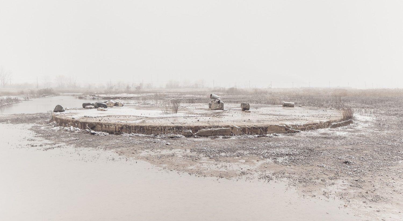 Industrial Ruins, Bloomfield