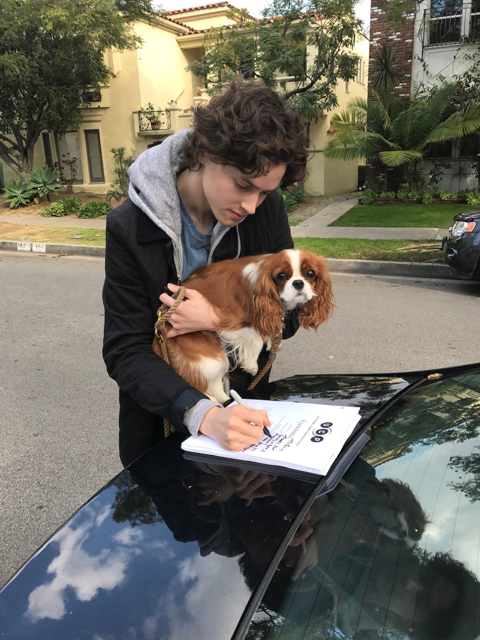 """Tyler Young on Twitter: """"Big shout out to @judgenatalie @eyewitness_wiki & @Gomez_eric13 who won signed #Eyewitness scripts! Your support throughout has been  https://t.co/8LeDu8Hkux"""""""
