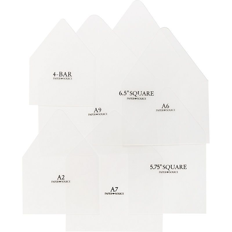 Envelope Liner Templates  Envelopes Template And Stationary
