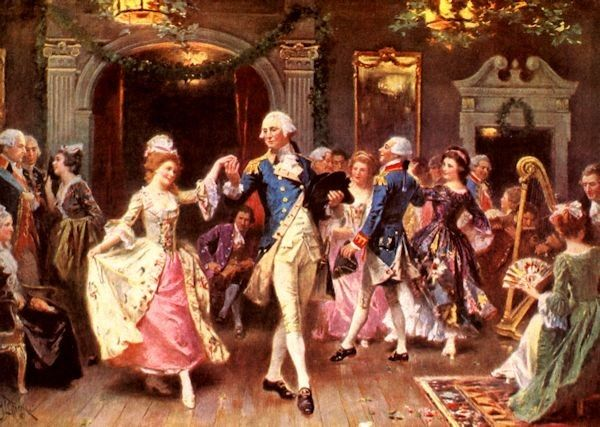 George Washington was hailed as the finest dancer in Virginia. Follow a  modern girl who experience… | Martha washington, Trip the light fantastic, George  washington