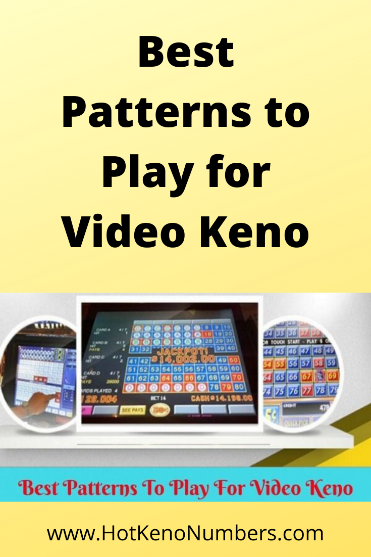 Best Keno Games To Play