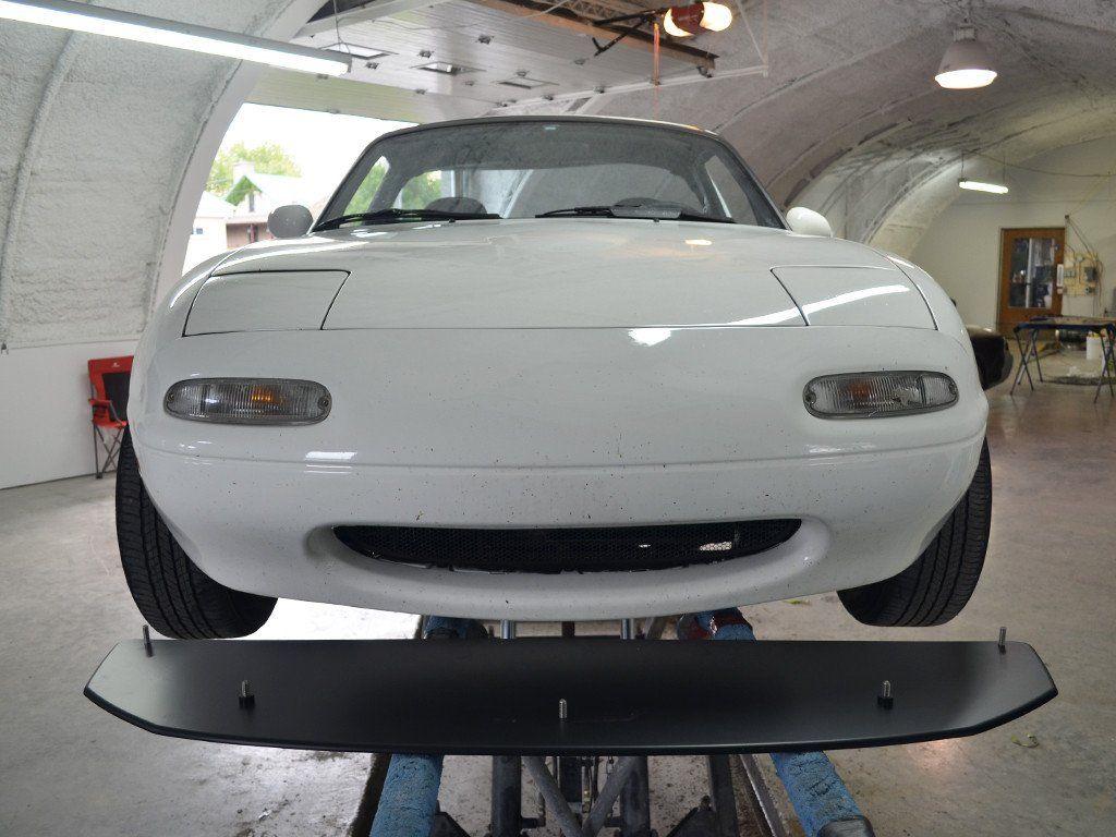 Front Splitter Mazda Miata 89 97 Miata Mazda Miata Mazda Mx5 Miata
