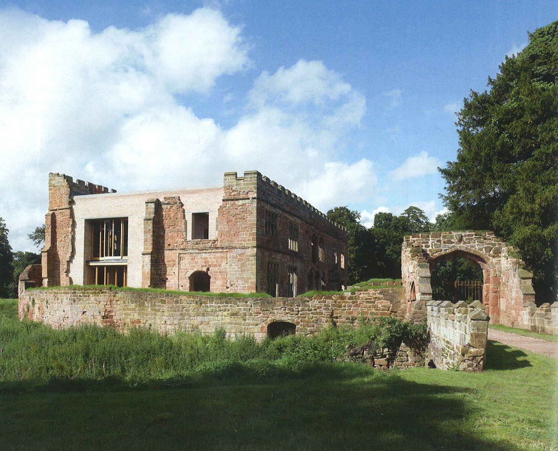 Architect DesignTM Modern Gothic Astley Castle