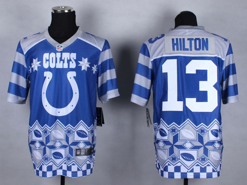 2015New Style Noble Fashion Elite Jerseys Indianapolis Colts #13  for sale